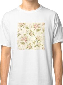 floral Classic T-Shirt