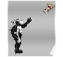 I WANT PIZZA Poster