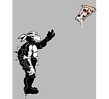 I WANT PIZZA Photographic Print