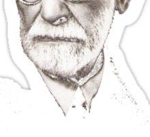"""""""Your Mom"""" - Sigmund Freud Quote Sticker"""