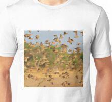 Quelea Wonder - Air Traffic Controller Nightmare Unisex T-Shirt