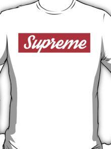 Supreme font T-Shirt