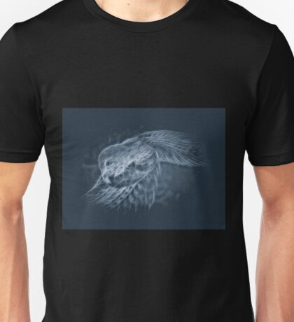 Glowing Scales Unisex T-Shirt