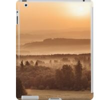 Saturday sunrise iPad Case/Skin