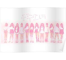 wjsn pink Poster