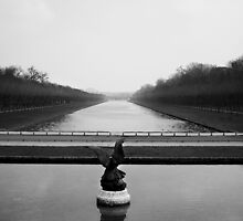 Chateau Fontainebleau, France. by Sarah Wigley