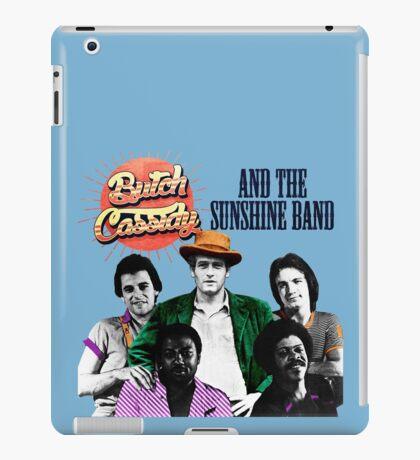 BC & The Sunshine Band iPad Case/Skin