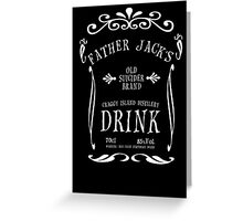 Jack's Distillery Greeting Card