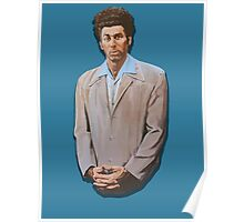 Kramer painting from Seinfeld Poster