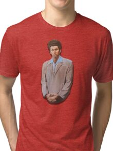 Kramer painting from Seinfeld Tri-blend T-Shirt