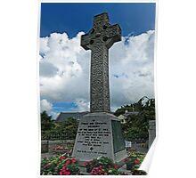 War Memorial, St Ives Poster