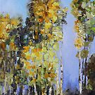 A Tall Tale of Autumn Stuart River by TerrillWelch