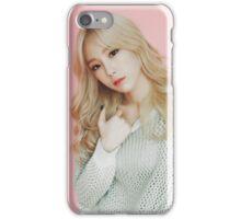 KIM TAEYEON iPhone Case/Skin