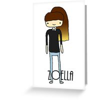 Zoella- The Beauty Greeting Card