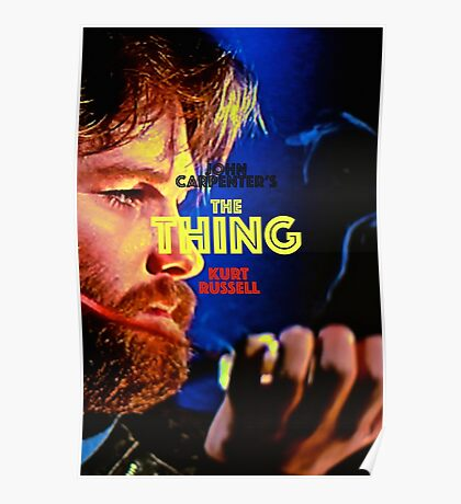 THE THING 30 Poster