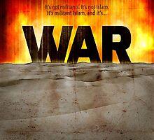 It's War by morningdance