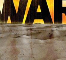 It's War Sticker