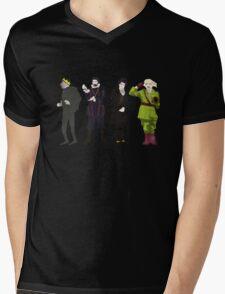 Blackadder Mens V-Neck T-Shirt
