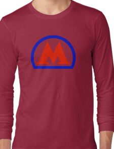 Moscow Metro 1 Long Sleeve T-Shirt