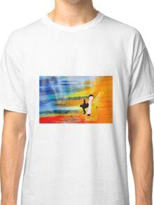 Capoeira love martial arts brazil Classic T-Shirt