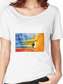 Capoeira love martial arts brazil Women's Relaxed Fit T-Shirt