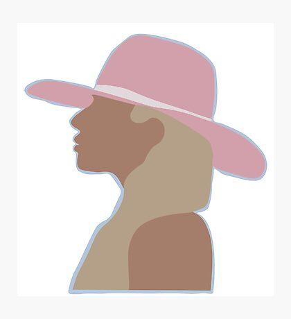 Lady Gaga - Joanne Photographic Print
