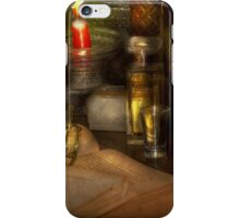 Pharmacy - A long tiring night  iPhone Case/Skin