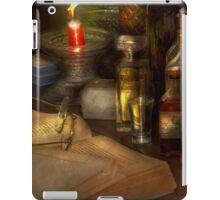 Pharmacy - A long tiring night  iPad Case/Skin