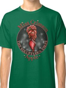 Miss Crimson Apple The Voluptuous Viken Classic T-Shirt