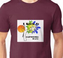 capoeira abada luanda martial arts Unisex T-Shirt