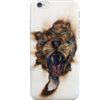 Burnout: Rawr iPhone Case/Skin