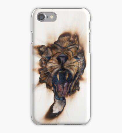 Burnout: Rawr iPhone Case/Skin