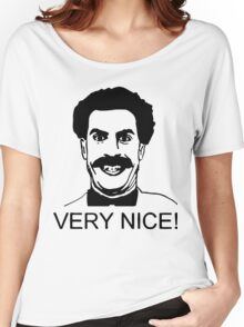 borat Women's Relaxed Fit T-Shirt