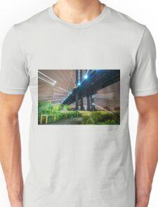 Warp Bridge Unisex T-Shirt
