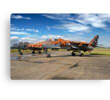 SEPECAT Jaguar GR.3A XX119/EB Canvas Print
