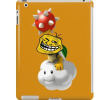Didn't See You There ;) iPad Case/Skin