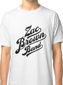 Zac Brown Band Logo Classic T-Shirt