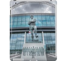 Wembley Stadium - London iPad Case/Skin