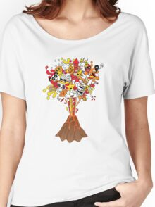 Party Doodle Women's Relaxed Fit T-Shirt