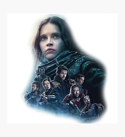 Star Wars Rogue One Photographic Print