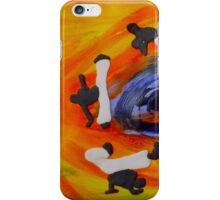 capoeira iPhone Case/Skin