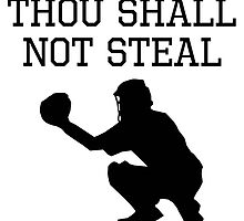 Thou Shall Not Steal by kwg2200