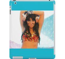 cosplay girl iPad Case/Skin