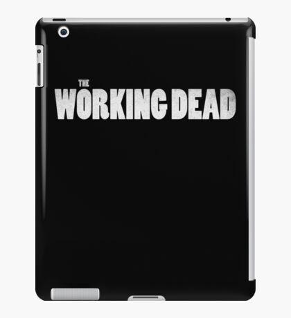 The Working Dead iPad Case/Skin