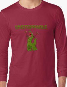 Unstopable T-rex Long Sleeve T-Shirt