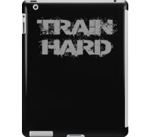 Train Hard iPad Case/Skin