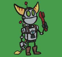 Clank as Ratchet T-Shirt