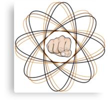 Atomic Punch Canvas Print