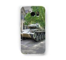M24 Chaffee Tank Samsung Galaxy Case/Skin