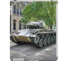 M24 Chaffee Tank iPad Case/Skin